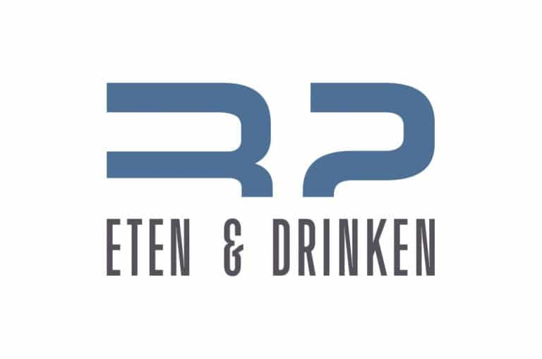 32, eten en drinken logo