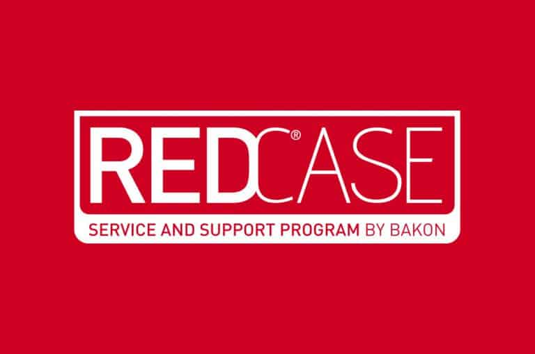 RedCase by Bakon logo
