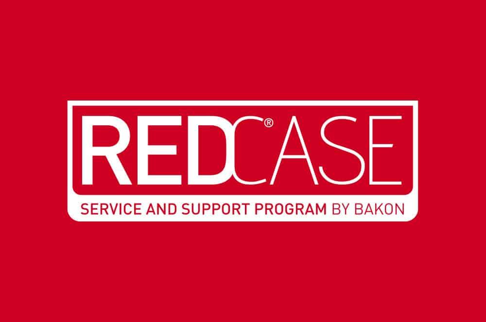RedCase by Bakon logo