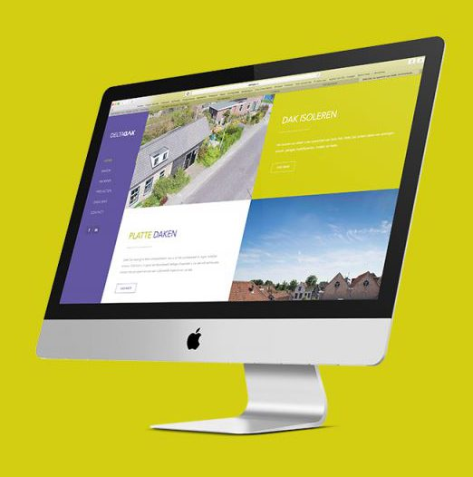 Delta Dak website