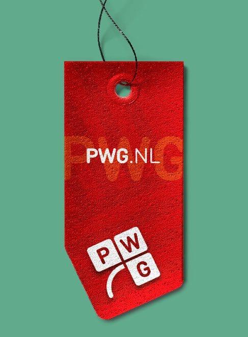 PWG Veiligheidskleding label