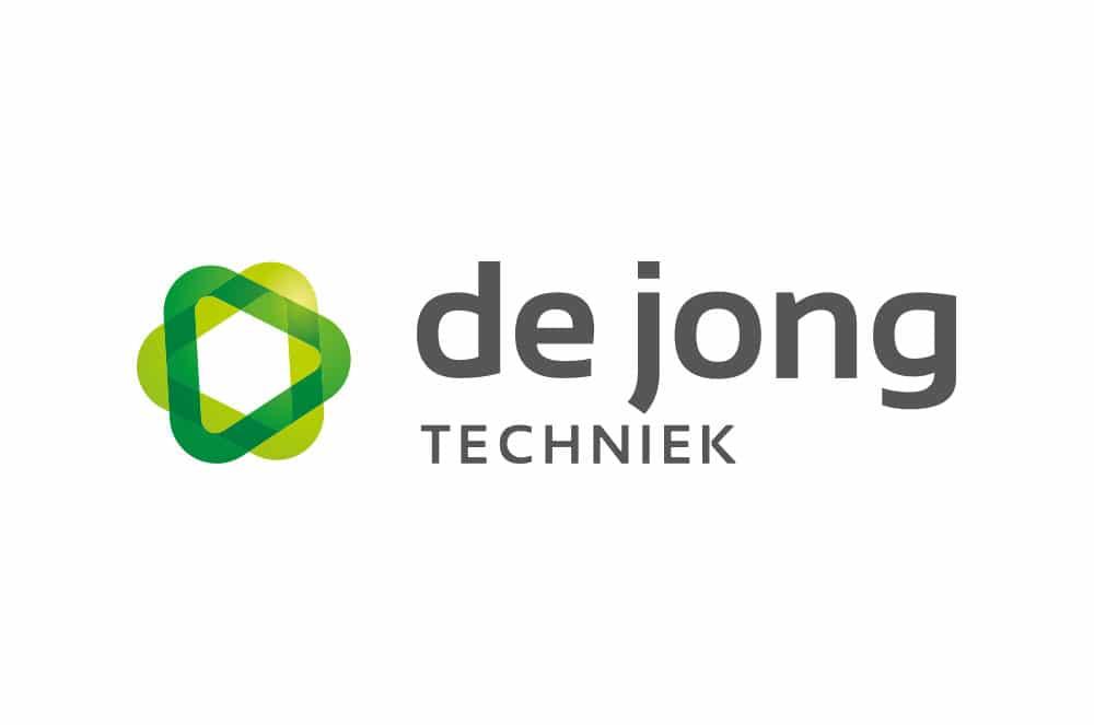 De Jong Techniek logo