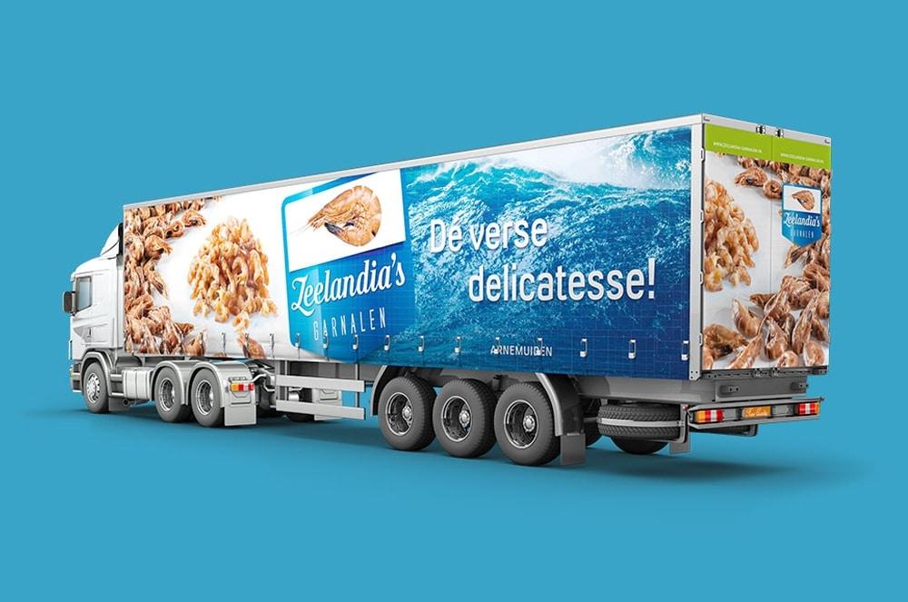 Van Belzen - Zeelandia's vrachtwagen