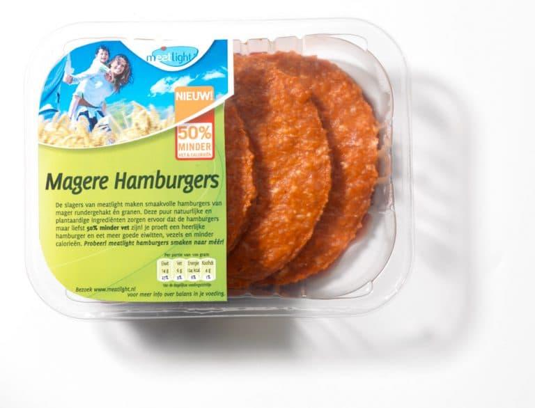 Meatless verpakking