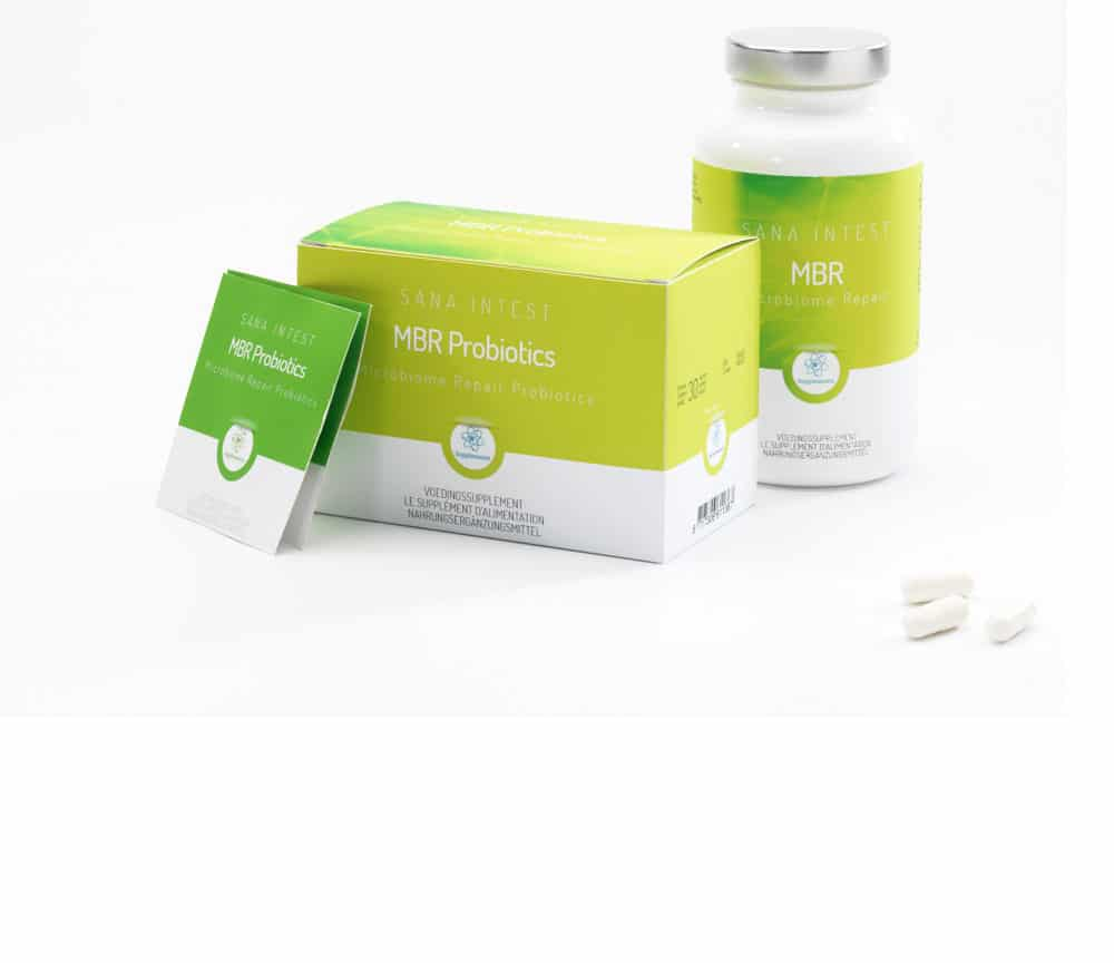 RP Sanitas Humanus, Sana Intest MBR Probiotics