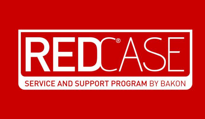 Bakon Redcase logo