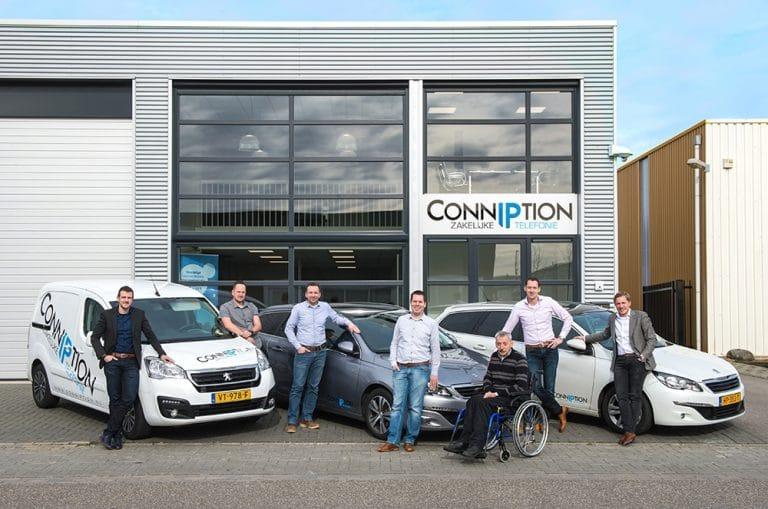 Conniption team
