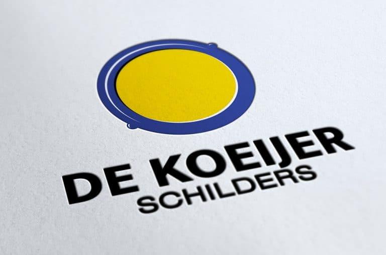 De Koeijer Schilders logo