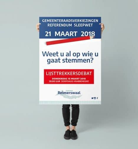 Gemeente Reimerswaal banner