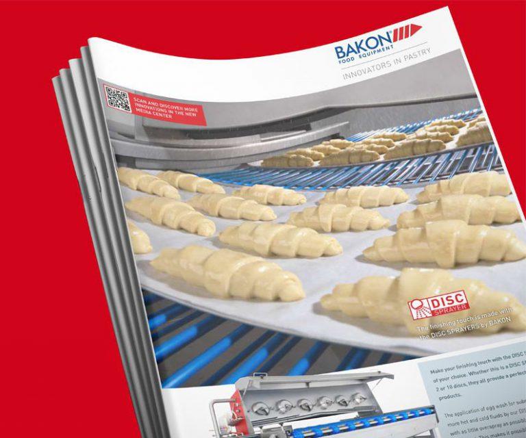 Bakon Food Equipment folders
