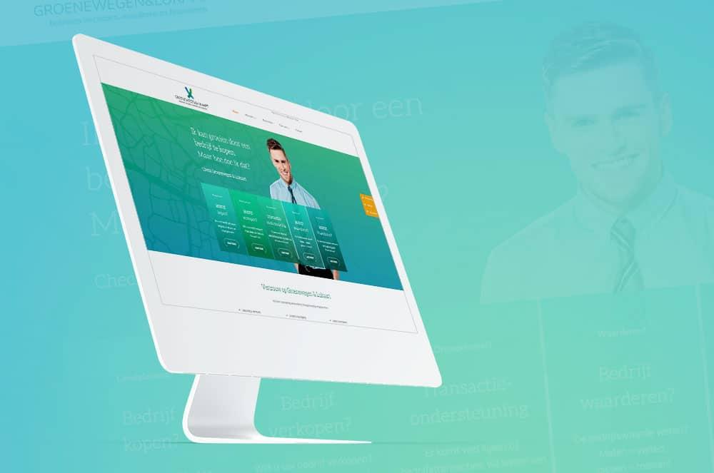 Groenewegen Lukaart website