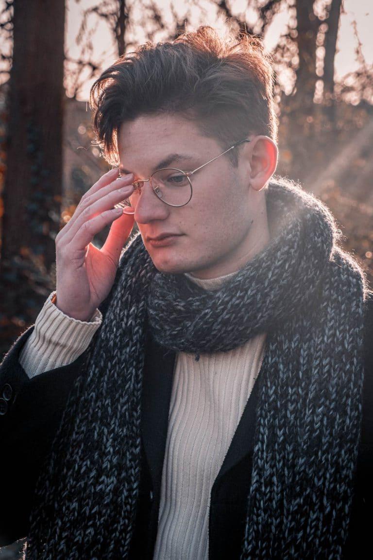 Portret van Guy Bouwman