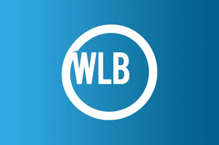WLB logo blauw