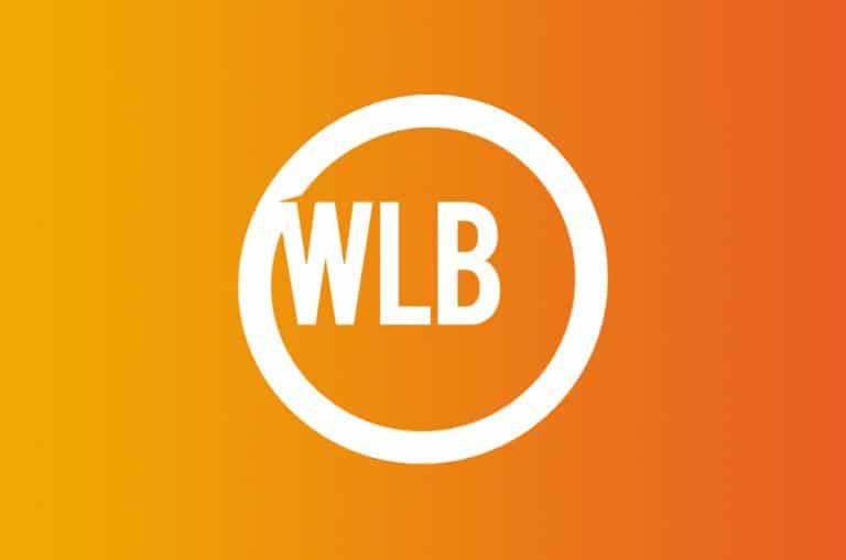 WLB logo oranje