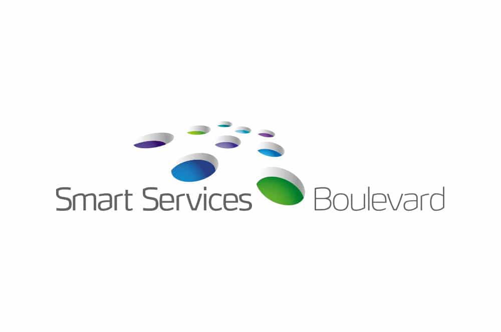 Smart Services Boulevard logo