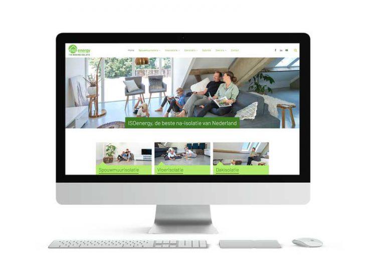 ISOenergy website