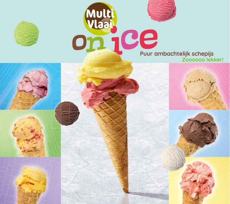 Multivlaai Goes - on ice